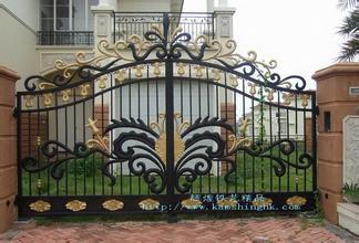 漂亮的铁艺门