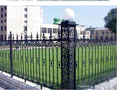 铁艺围 栏