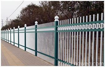 锌 钢 栅 栏
