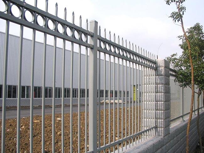 锌钢-栅栏