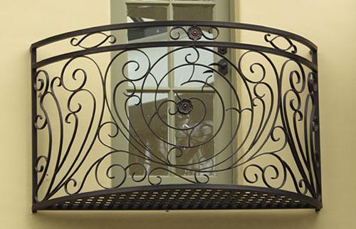 阳台-护栏