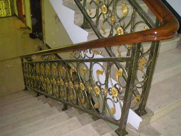 铁艺 楼梯