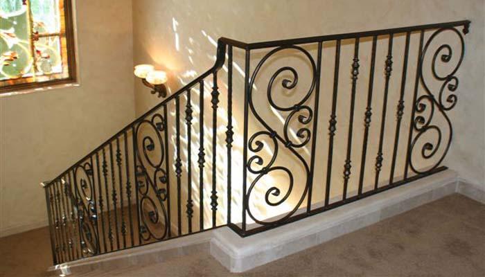 铁艺-楼梯