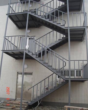 铁艺楼梯 产品