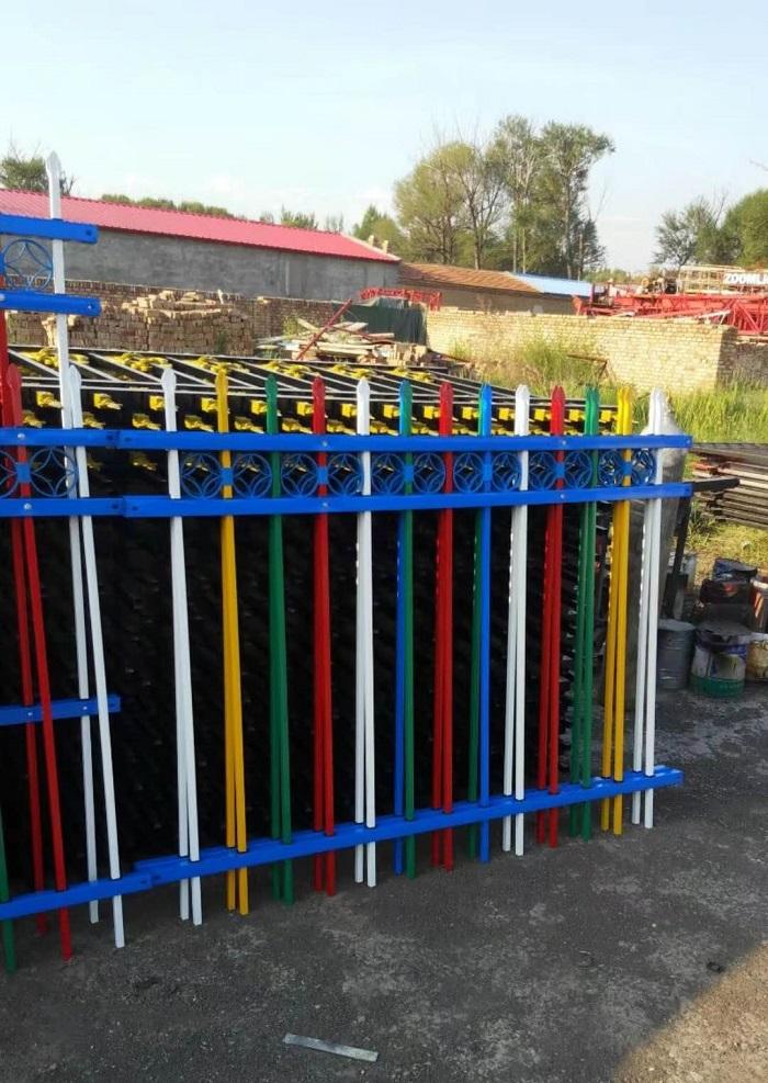 锌钢 栅栏  产品