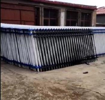 锌钢护栏 案例